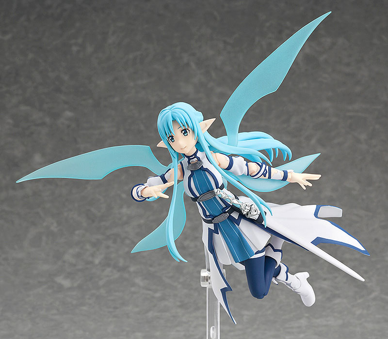 Sword Art Online Max Factory Reveals Asuna ALO Version Figma SAO 002