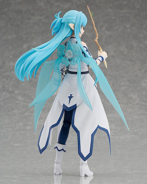Sword Art Online Max Factory Reveals Asuna ALO Version Figma SAO 003