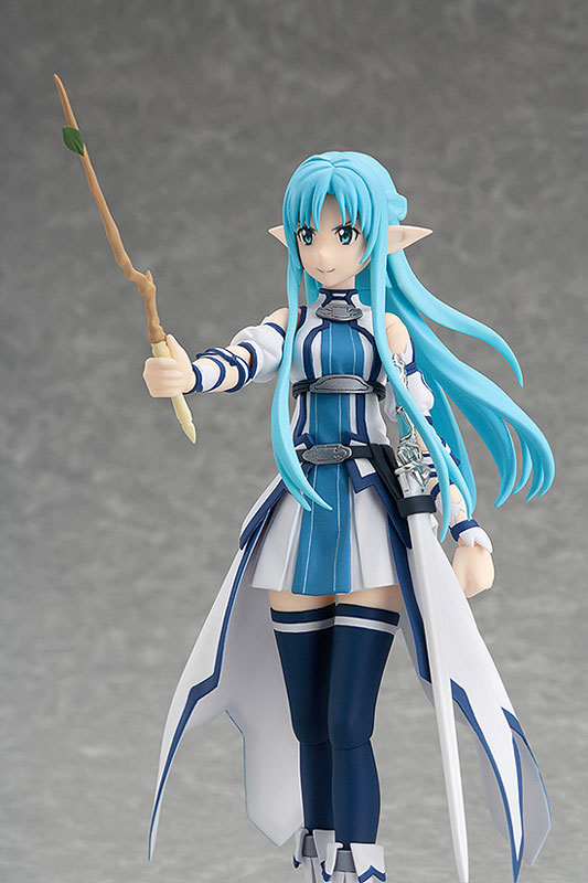 Sword Art Online Max Factory Reveals Asuna ALO Version Figma SAO 004