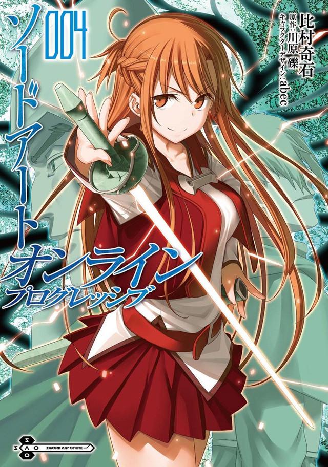 Sword Art Online Progressive volume 4