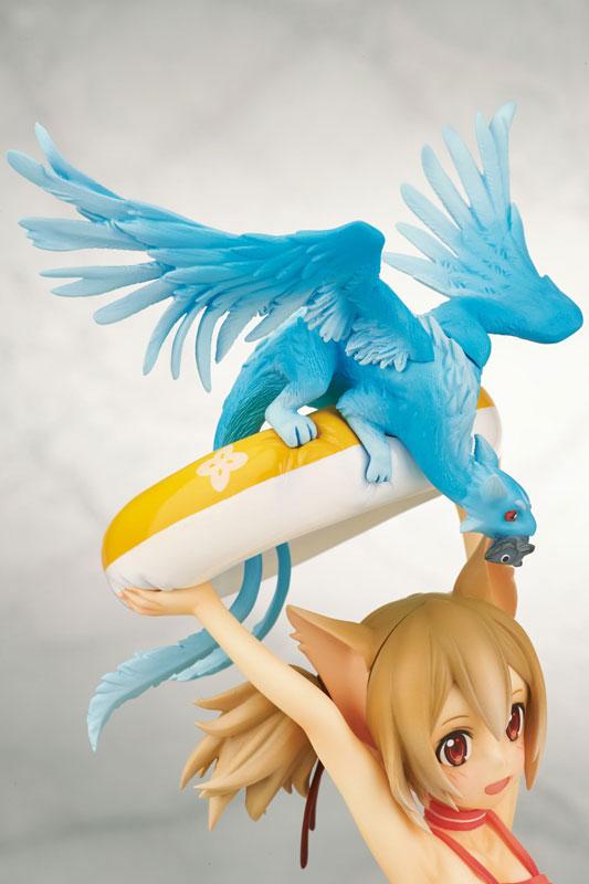Sword Art Online Silica Anime Figure 0013