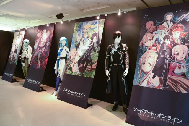 Sword Art Online anime Exhibition The Seed Previewed 7
