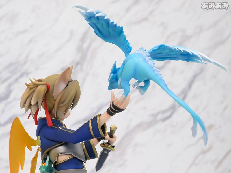 Sword Art Online's Silica Gets a New Figure Featuring Pina 14