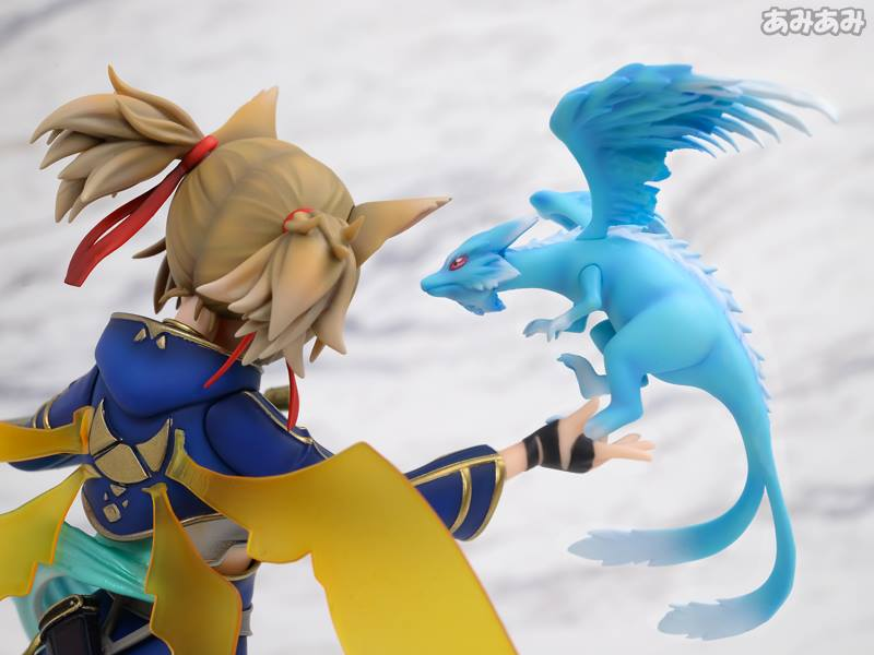 Sword Art Online's Silica Gets a New Figure Featuring Pina 15