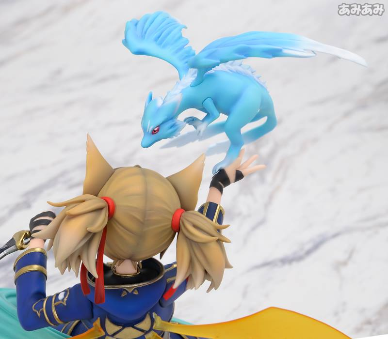 Sword Art Online's Silica Gets a New Figure Featuring Pina 16