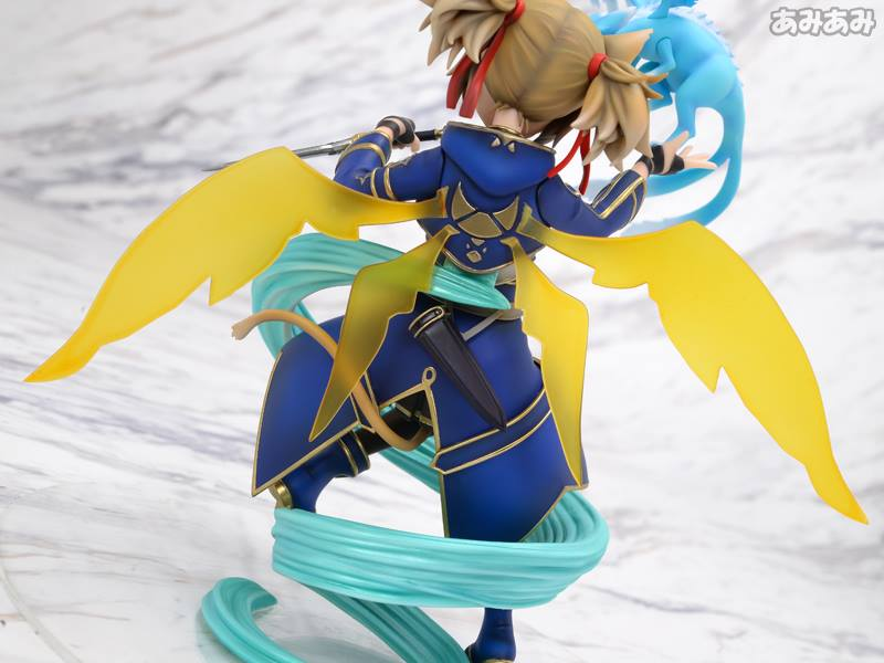 Sword Art Online's Silica Gets a New Figure Featuring Pina 17