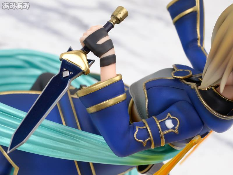 Sword Art Online's Silica Gets a New Figure Featuring Pina 19
