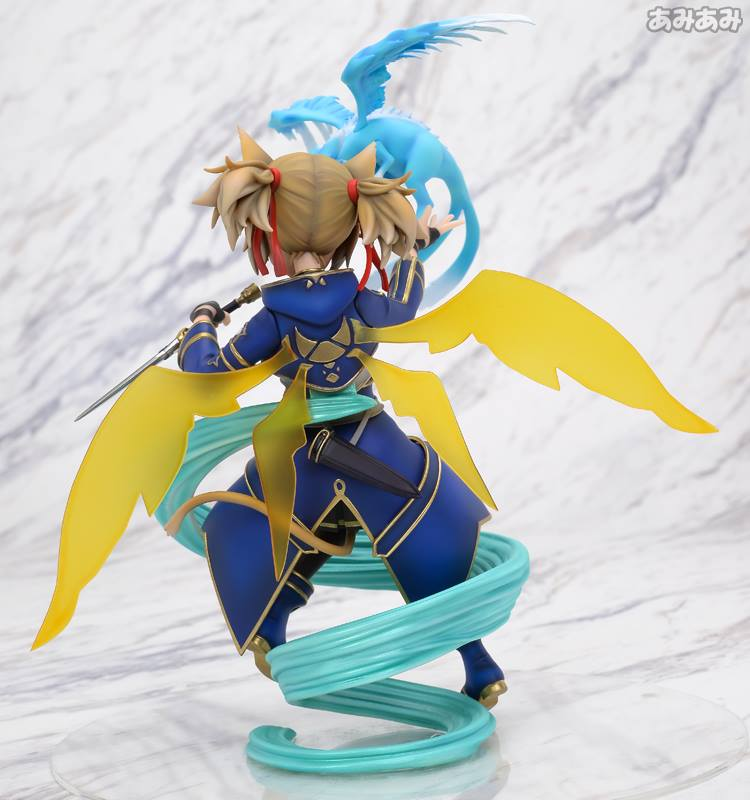 Sword Art Online's Silica Gets a New Figure Featuring Pina 6
