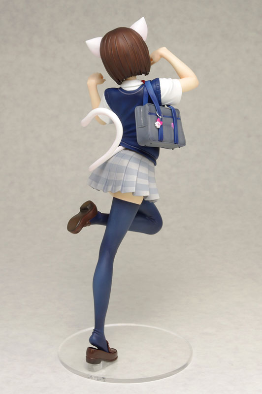 THE IDOLMASTER Cinderella Girls Miku Maekawa Uniform Version anime Figure 0007