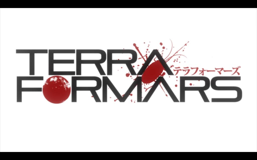 Terra Formars Anime Title Screen