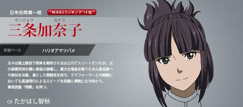 Terra-Formars-Revenge-Character-Designs-Kanako-Sanjo