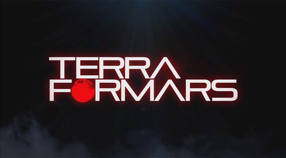 Terra Formars TV Anime Airing This Fall-Autumn Logo
