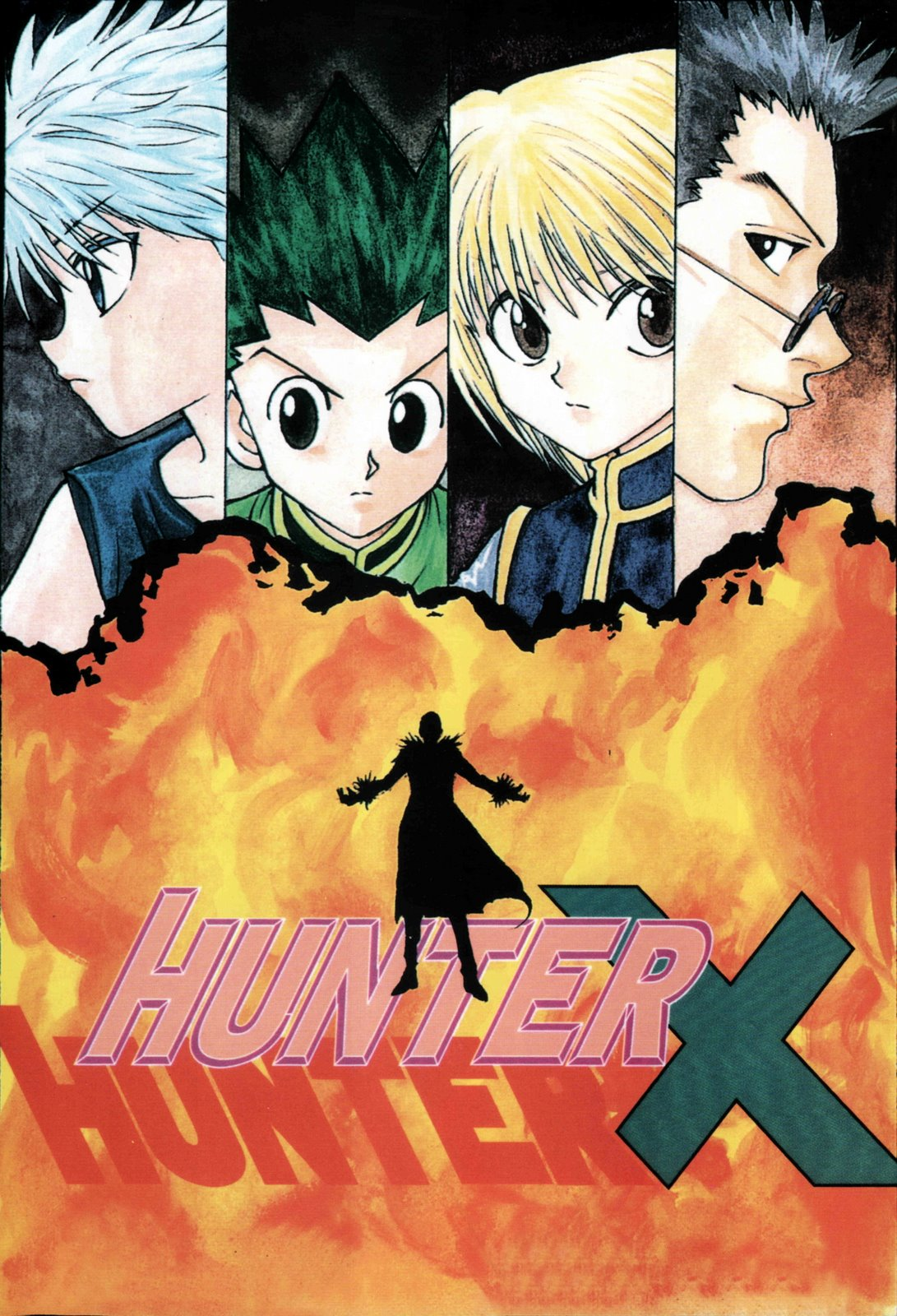 The 25 Most Anticipated Manga Ending Haruhichan.com Hunter x Hunter manga cover