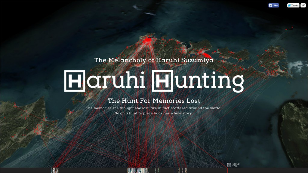 The Melancholy of Haruhi Suzumiya Haruhi Hunting The Hunt For Memories Lost