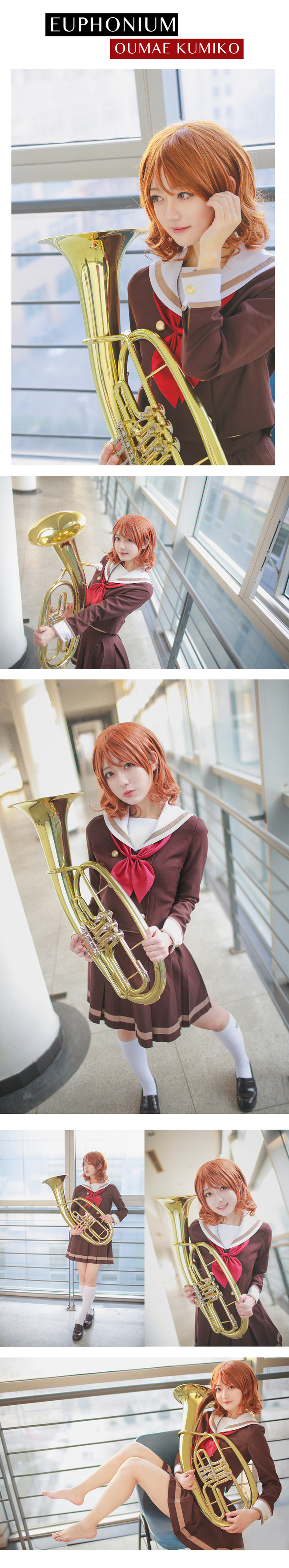 These Kumiko and Reina Cosplayers Are Ready for Valentines Day4