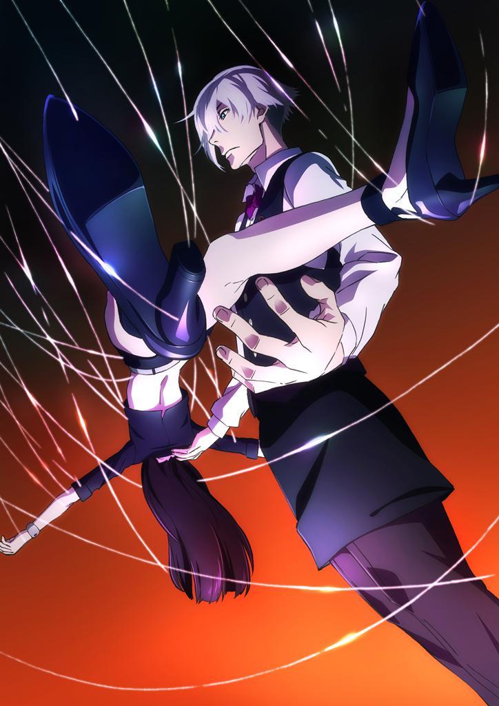 Third Death Parade Visual Revealed haruhichan.com anime