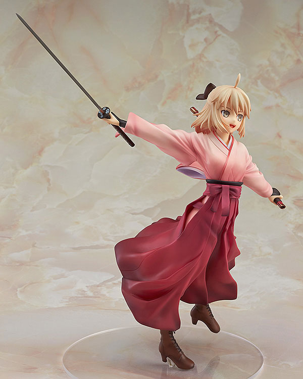 This Sakura Saber Figure Will Melt Your Heart haruhichan.com Fate Stay Night Sakura Saber 1 8  scale figure 2