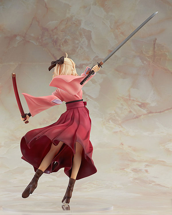 This Sakura Saber Figure Will Melt Your Heart haruhichan.com Fate Stay Night Sakura Saber 1 8  scale figure 3
