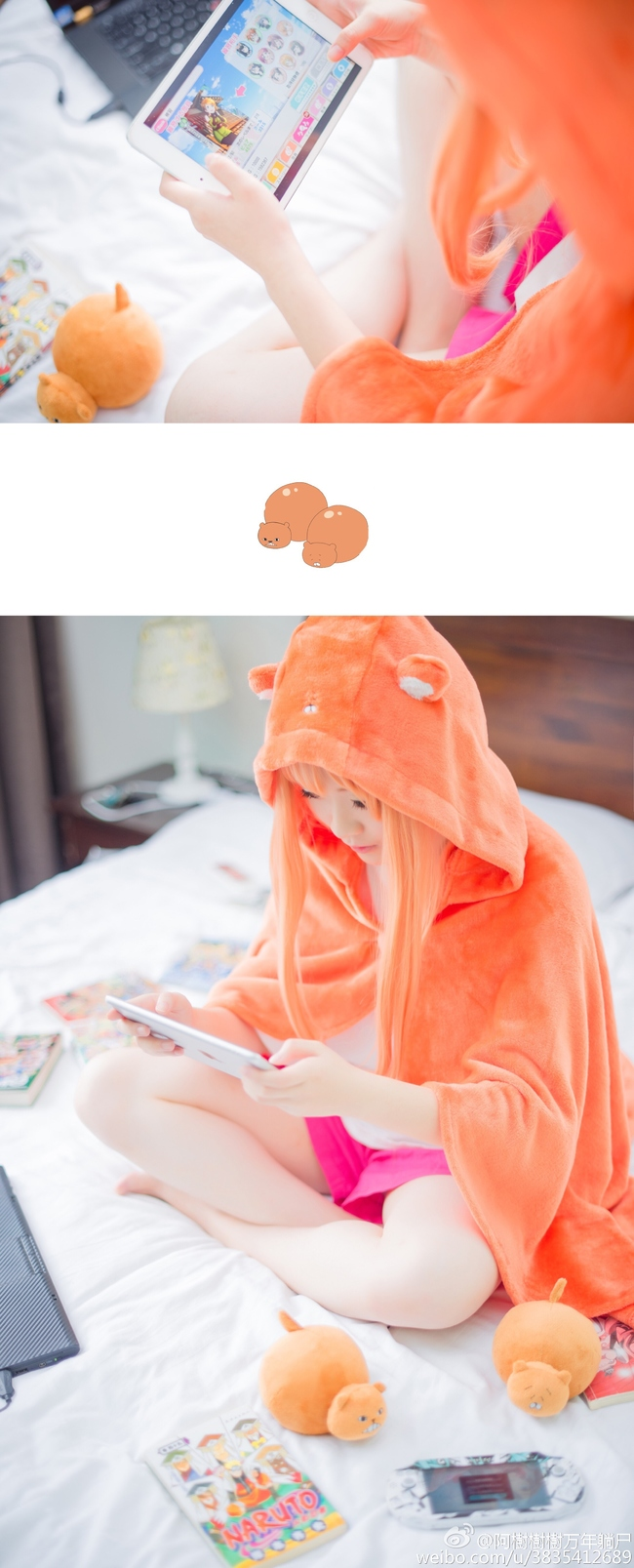 This Umaru Cosplayer Will Make You Never Want to Leave Your Room4