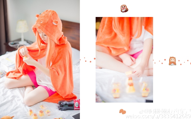 This Umaru Cosplayer Will Make You Never Want to Leave Your Room6