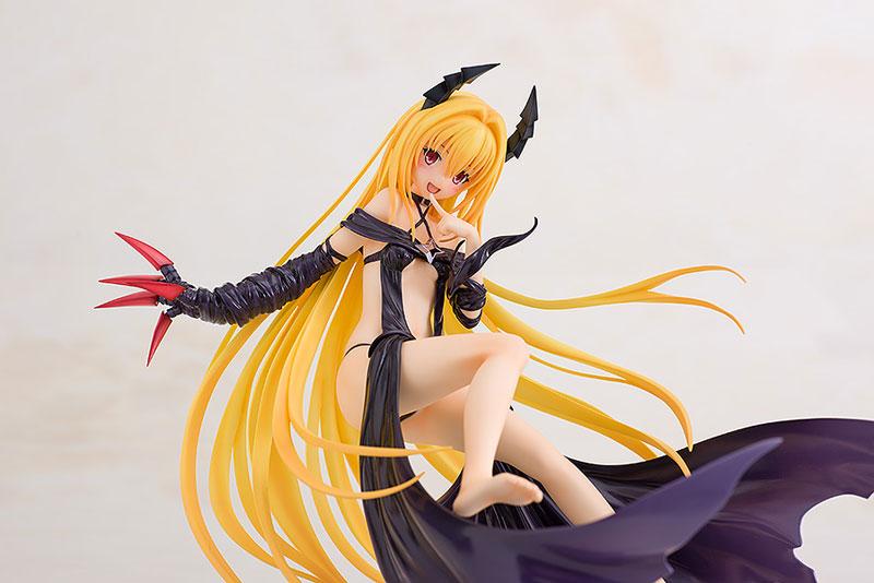 To LOVE-Ru Darkness Golden Darkness 1 8 scale anime Figure Trance of Darkness yami figure 003