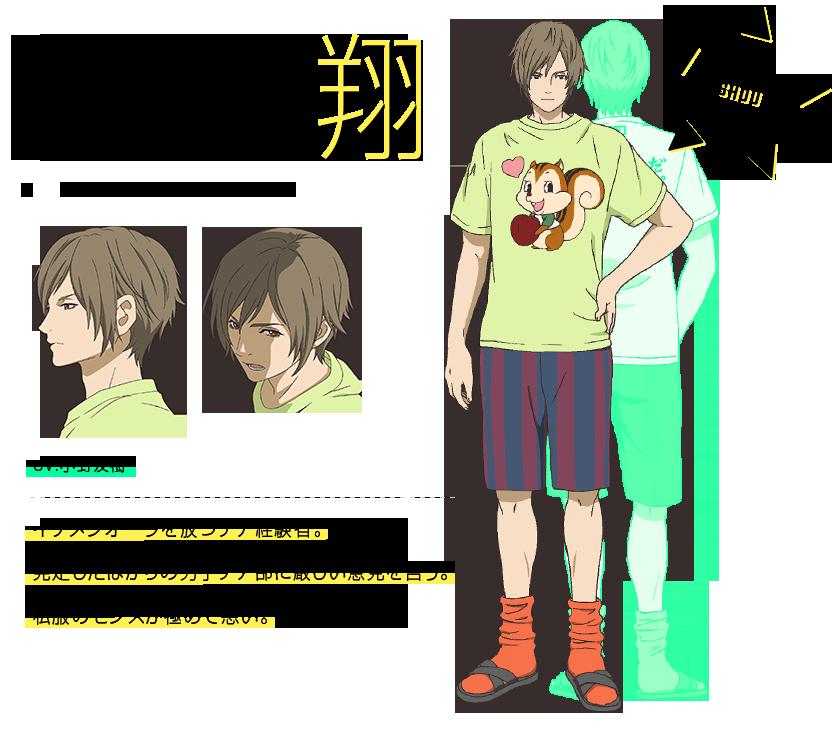 Tokigawa Shou Cheer Boys