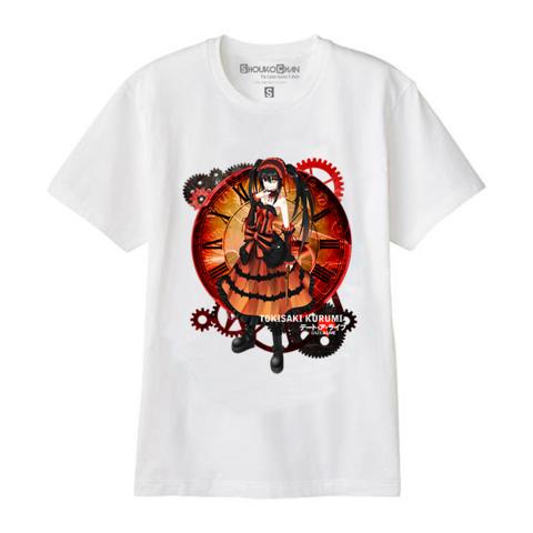 Tokisaki Kurumi Shirt Anime Date A Live