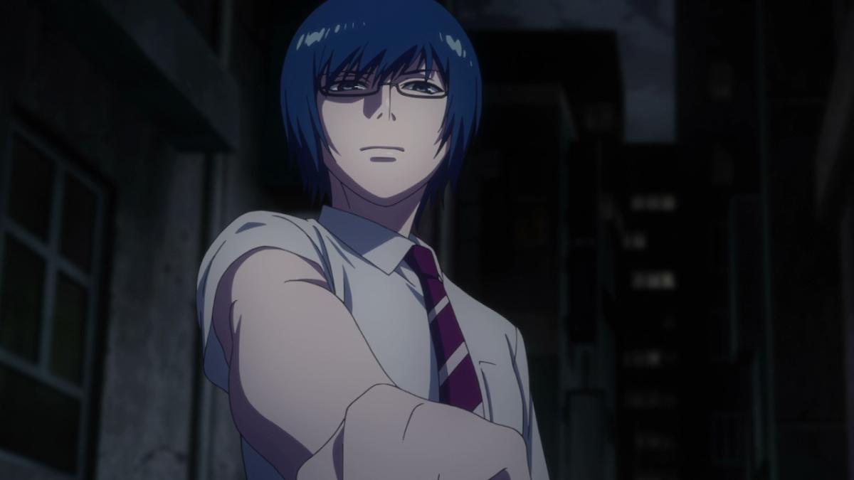 Tokyo Ghoul JACK OVA screenshot 5