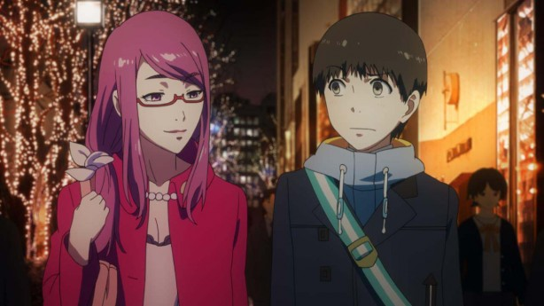 Tokyo Ghoul Preview Image 3 - Ken and Rize