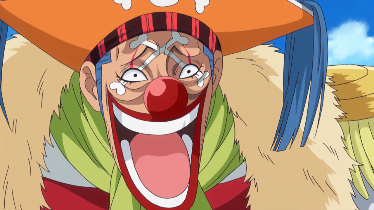 Top 10 Anime Characters That Went from Strong to Weak haruhichan.com Buggy the Clown One Piece