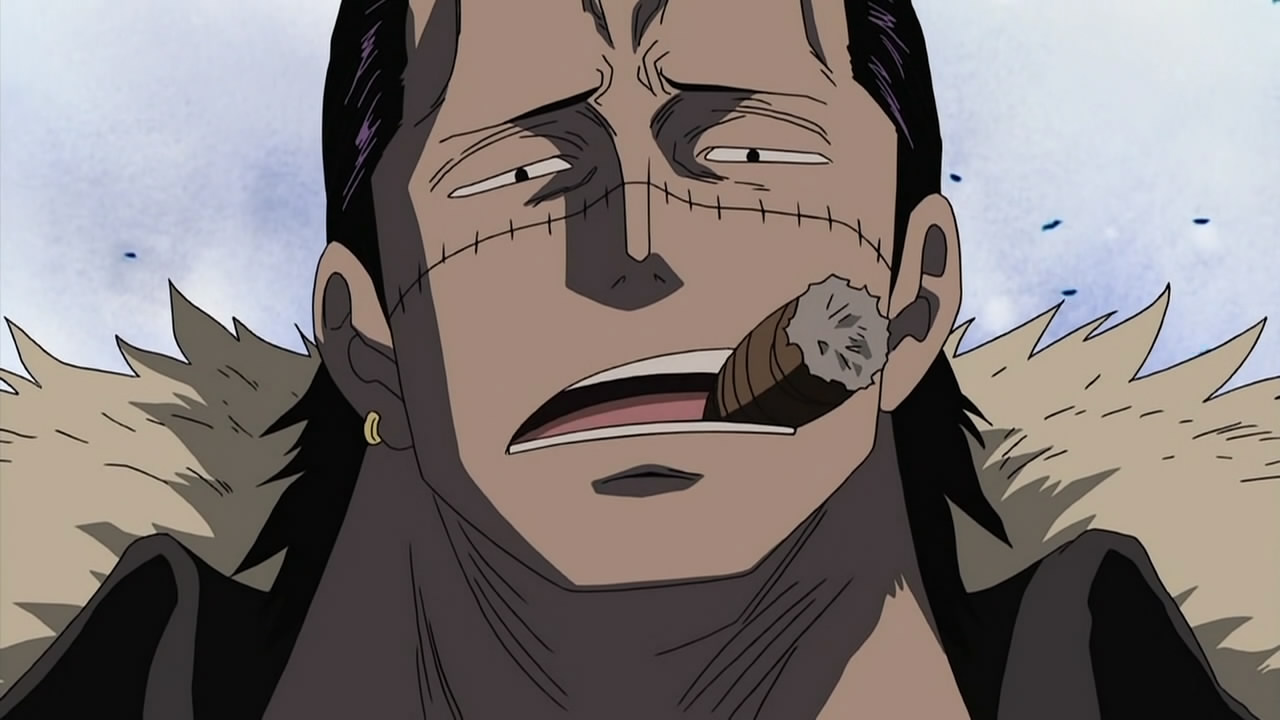 Top 10 Anime Characters That Went from Strong to Weak haruhichan.com Crocodile One Piece