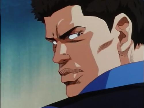 Top 10 Anime Characters That Went from Strong to Weak haruhichan.com Jun Uozumi Slam Dunk
