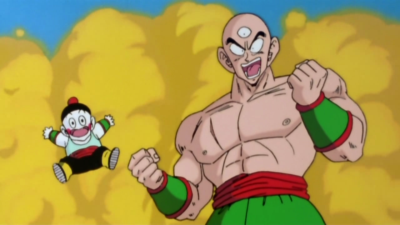 Top 10 Anime Characters That Went from Strong to Weak haruhichan.com Tien Shinhan Dragon Ball