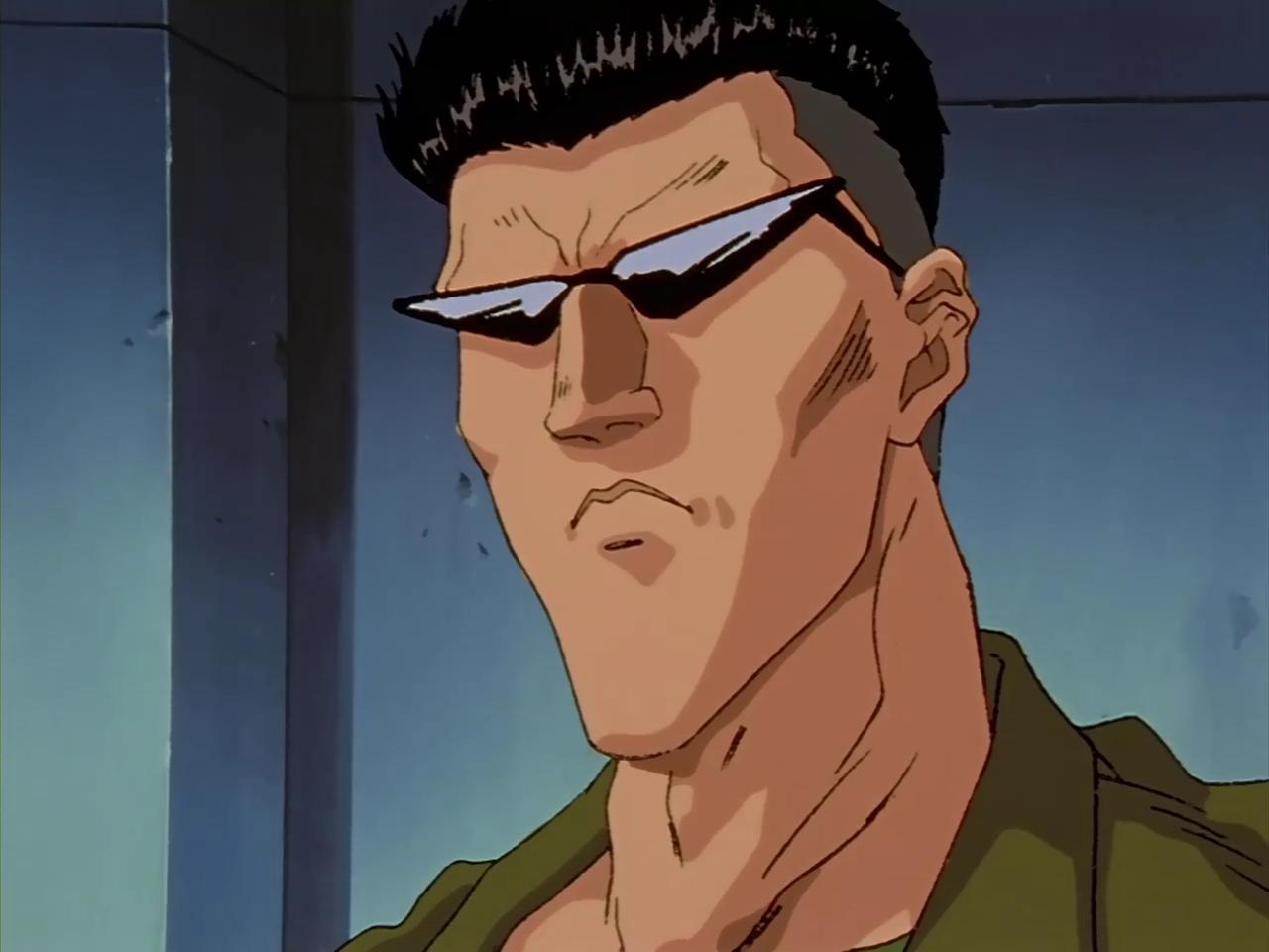 Top 10 Anime Characters That Went from Strong to Weak haruhichan.com Toguro Yu Yu Hakusho