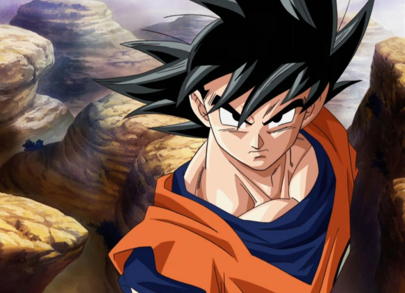 Top 10 Anime Characters You Wouldn't like to Have as Your Father Goku dragonball z