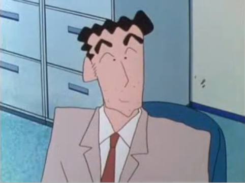 Top 10 Anime Characters You Wouldn't like to Have as Your Father Hiroshi Nohara Crayon Shin-chan