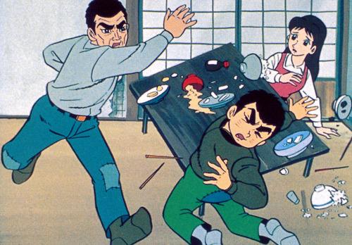 Top 10 Anime Characters You Wouldn't like to Have as Your Father Ittetsu Hoshi Kyojin no Hoshi