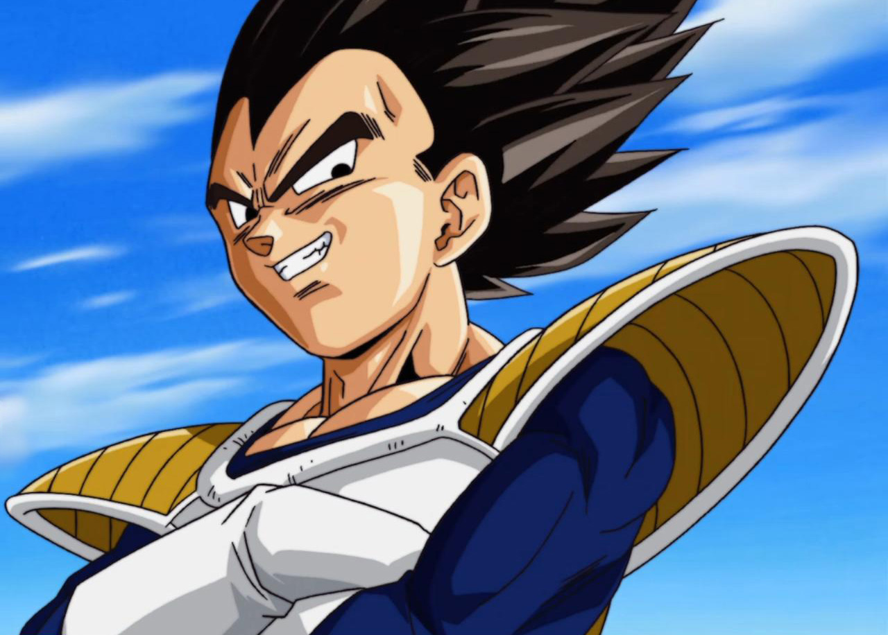 Top 10 Anime Characters You Wouldn't like to Have as Your Father  Vegeta dragonball z