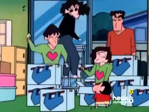 Top 10 Anime Couple That Should Break Up Yocchi and Micchi Crayon Shin-chan