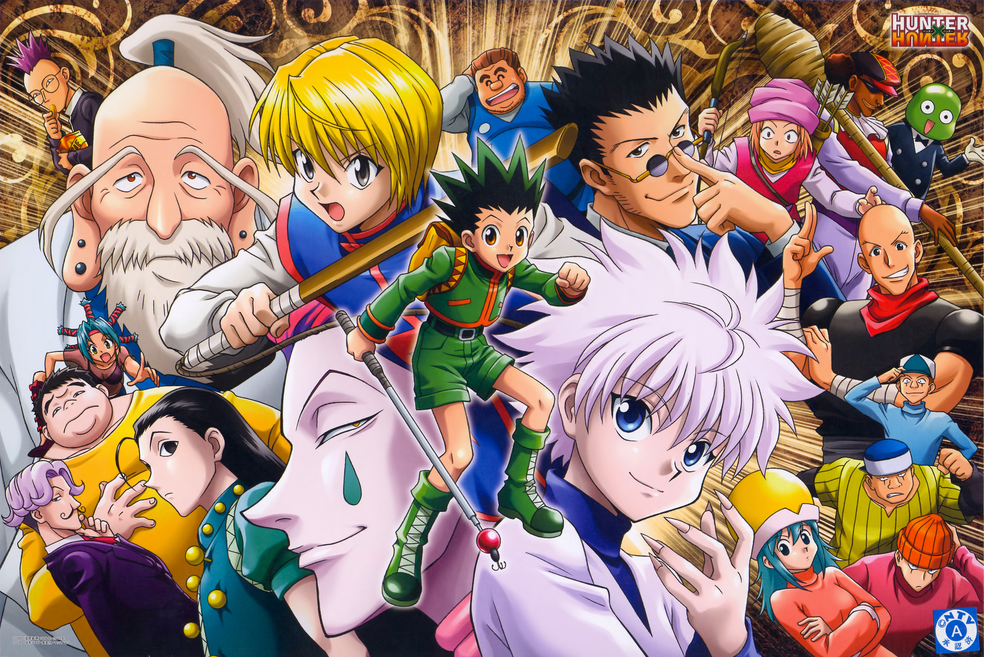 Top 10 Anime Series Females Would Recommend to Others haruhichan.com Hunter x Hunter