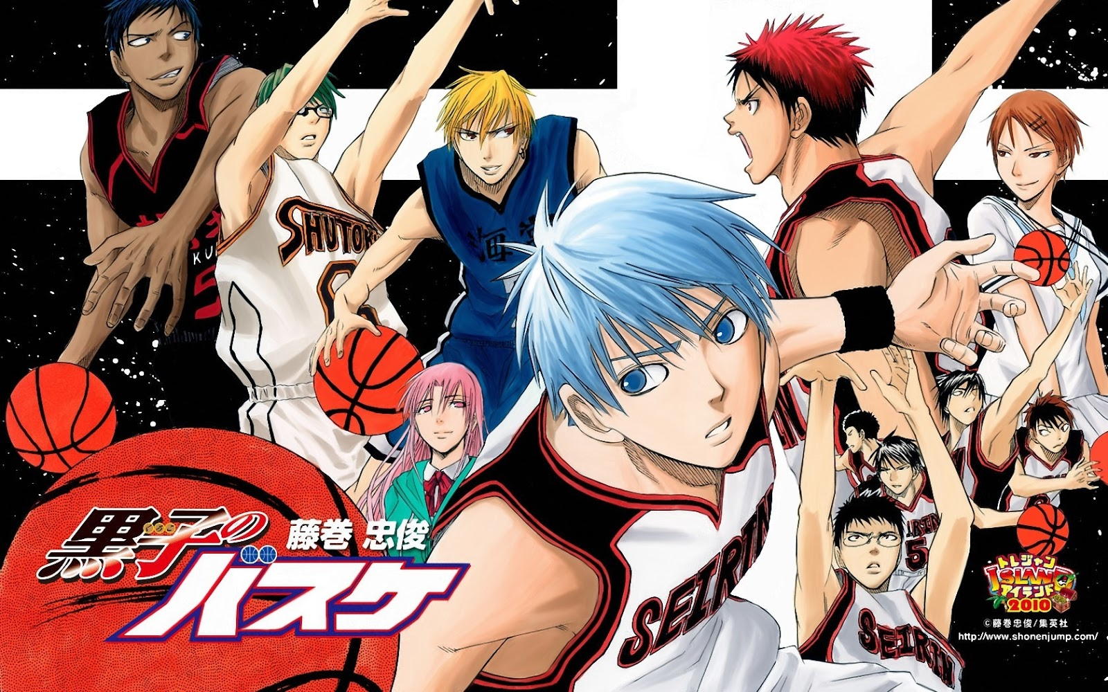 Top 10 Anime Series Females Would Recommend to Others haruhichan.com Kuroko's Basketball