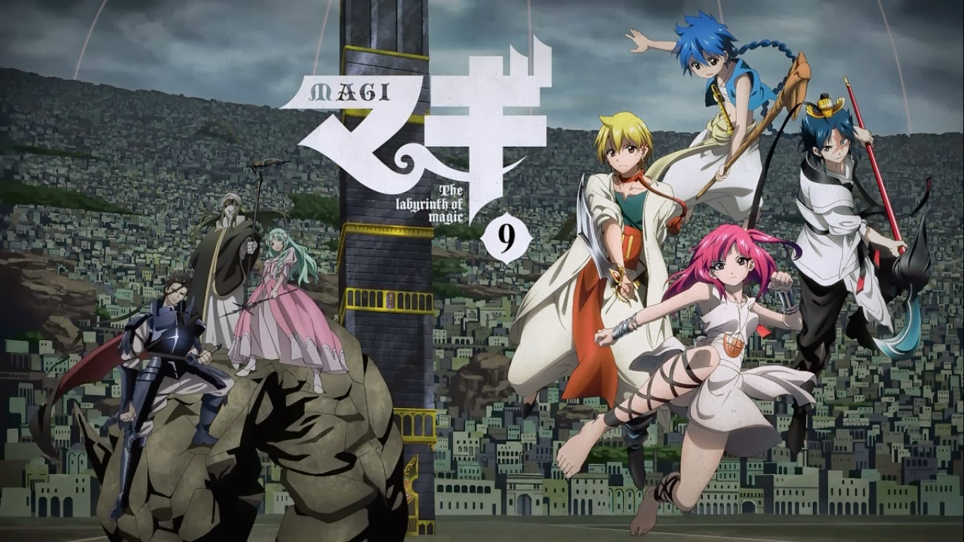 Top 10 Anime Series Females Would Recommend to Others haruhichan.com Magi