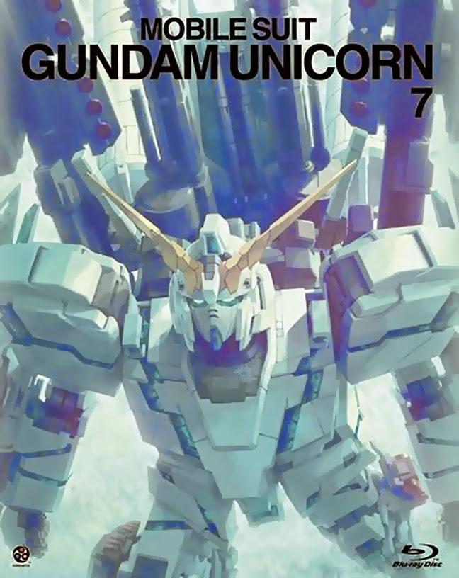 Top 10 Best Selling Anime, Manga and Light Novels from Amazon Haruhichan.com Mobile Suit Gundam Unicorn Episode 7