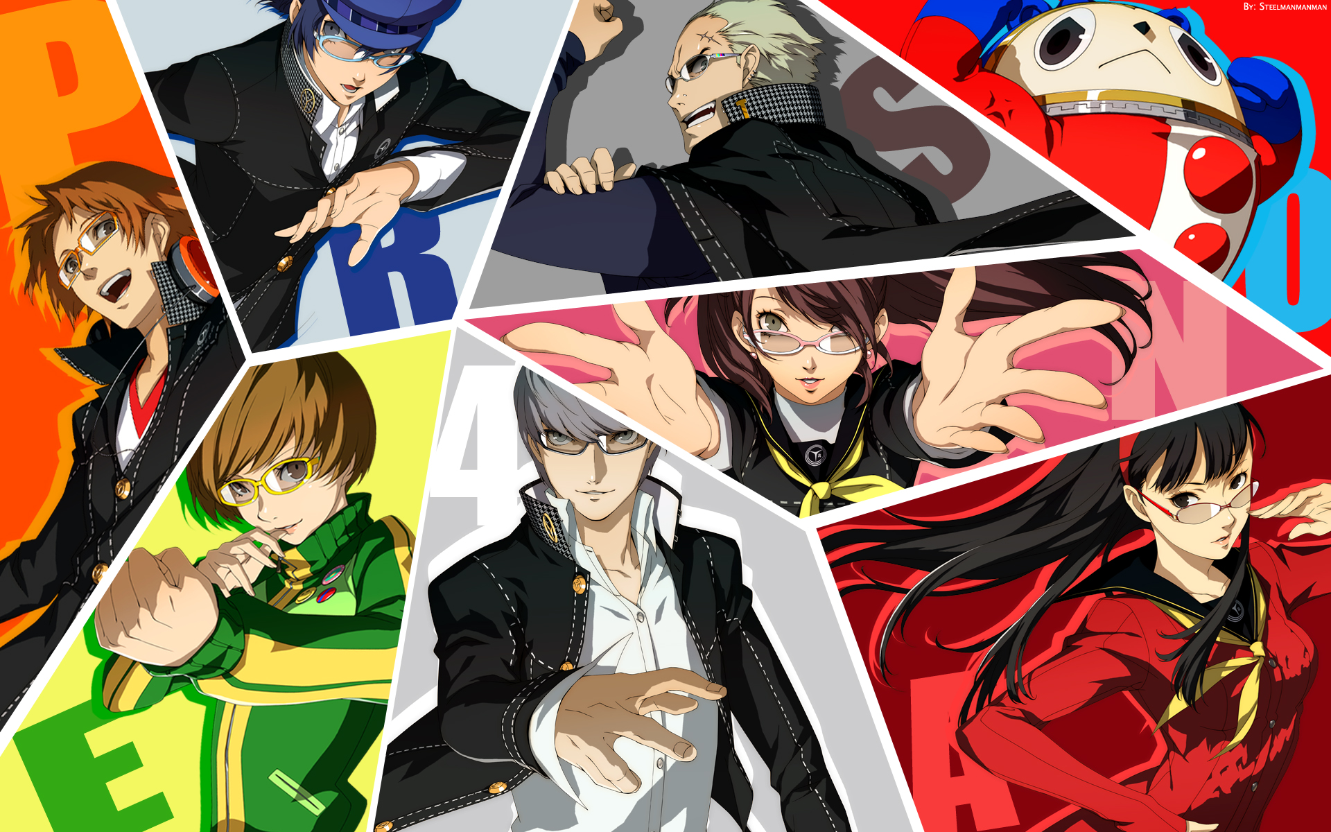 Top 10 Video Game Worlds Fans Would like to Live In Persona 4