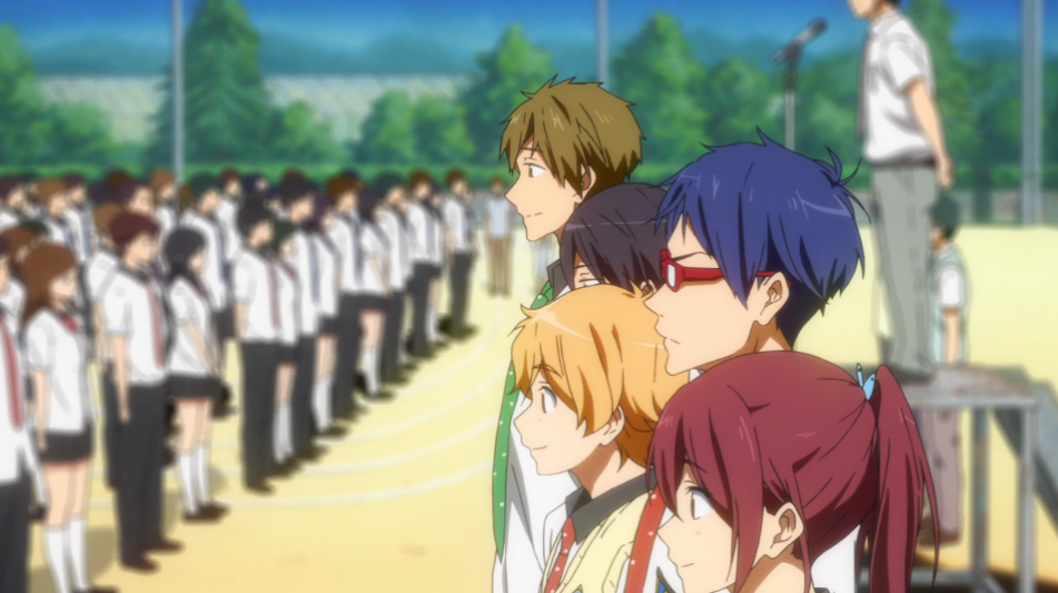 Top 20 Anime School Clubs People Want to Join Iwatobi High Swim Club