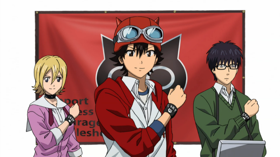 Top 20 Anime School Clubs People Want to Join Sket Dan