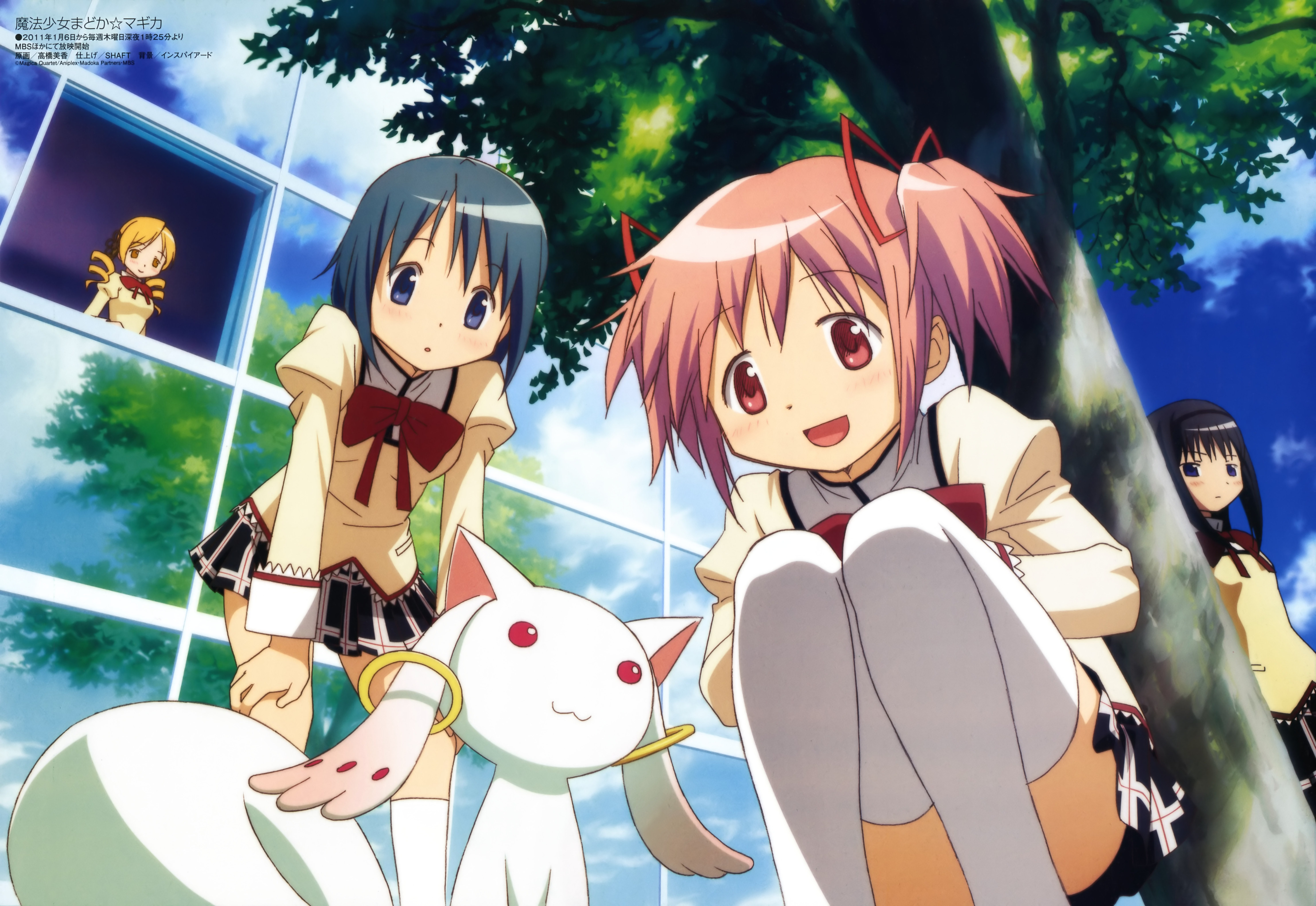 Top 20 Anime You Should Watch on Your Last Day Alive Mahou Shoujo Madoka Magica