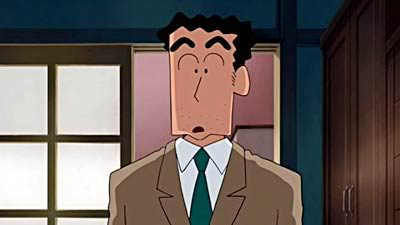 Top 20 Mature Male Anime Characters Fans Think Are the Coolest Hiroshi Nohara shin chan
