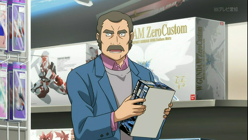 Top 20 Most Fascinating Facial Hair in Anime Ramba Ral Mobile Suit Gundam