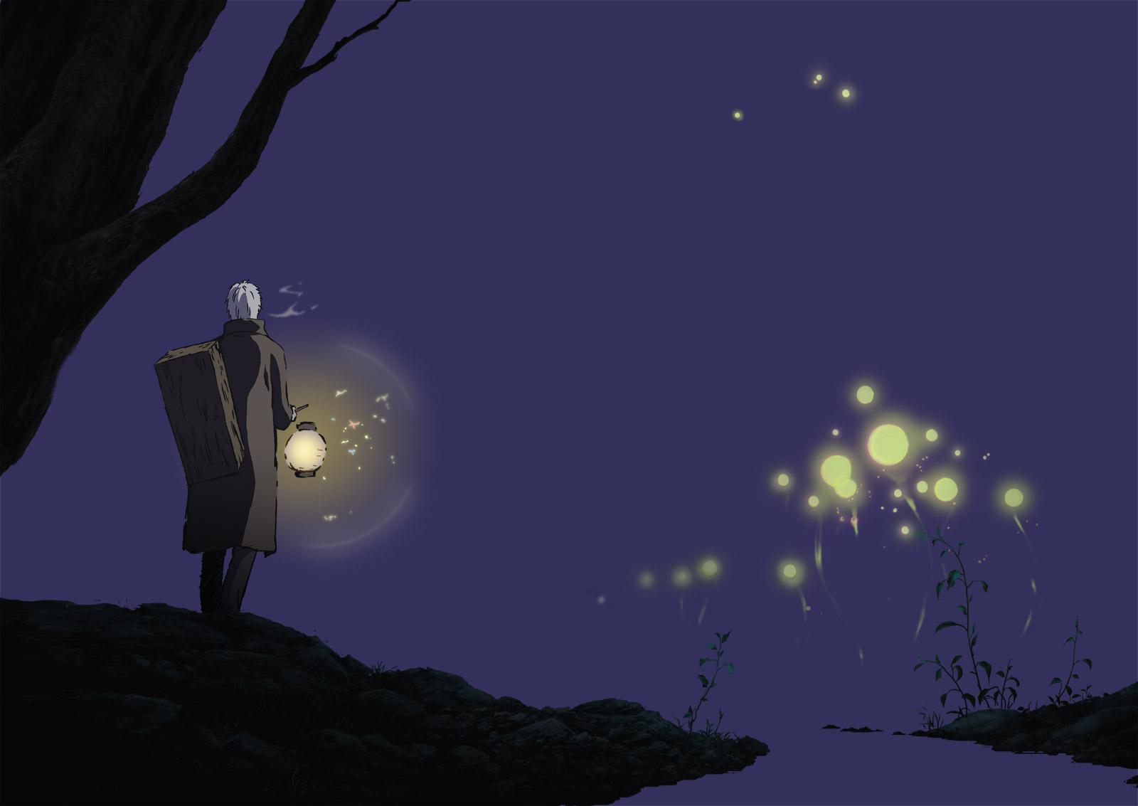 Top 20 Most Psychological Anime haruhichan.com Mushishi